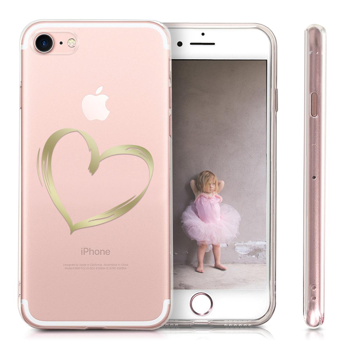handyh lle f r apple iphone 7 8 h lle handy case cover silikon schutzh lle phone ebay. Black Bedroom Furniture Sets. Home Design Ideas
