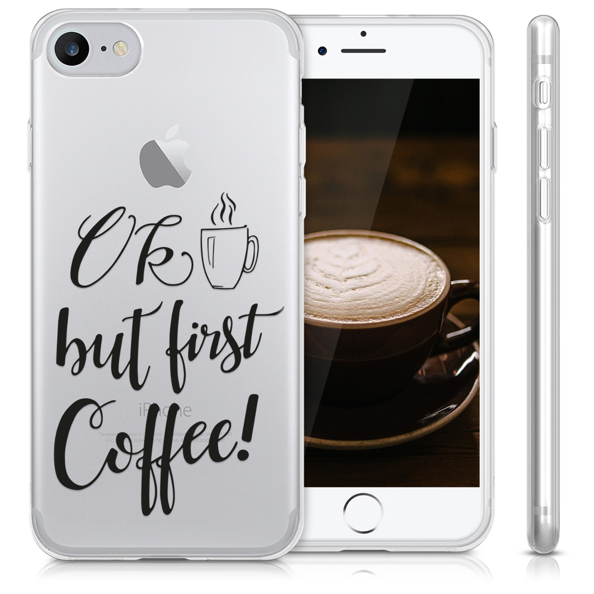 handyh lle f r apple iphone 7 8 h lle handy case cover. Black Bedroom Furniture Sets. Home Design Ideas