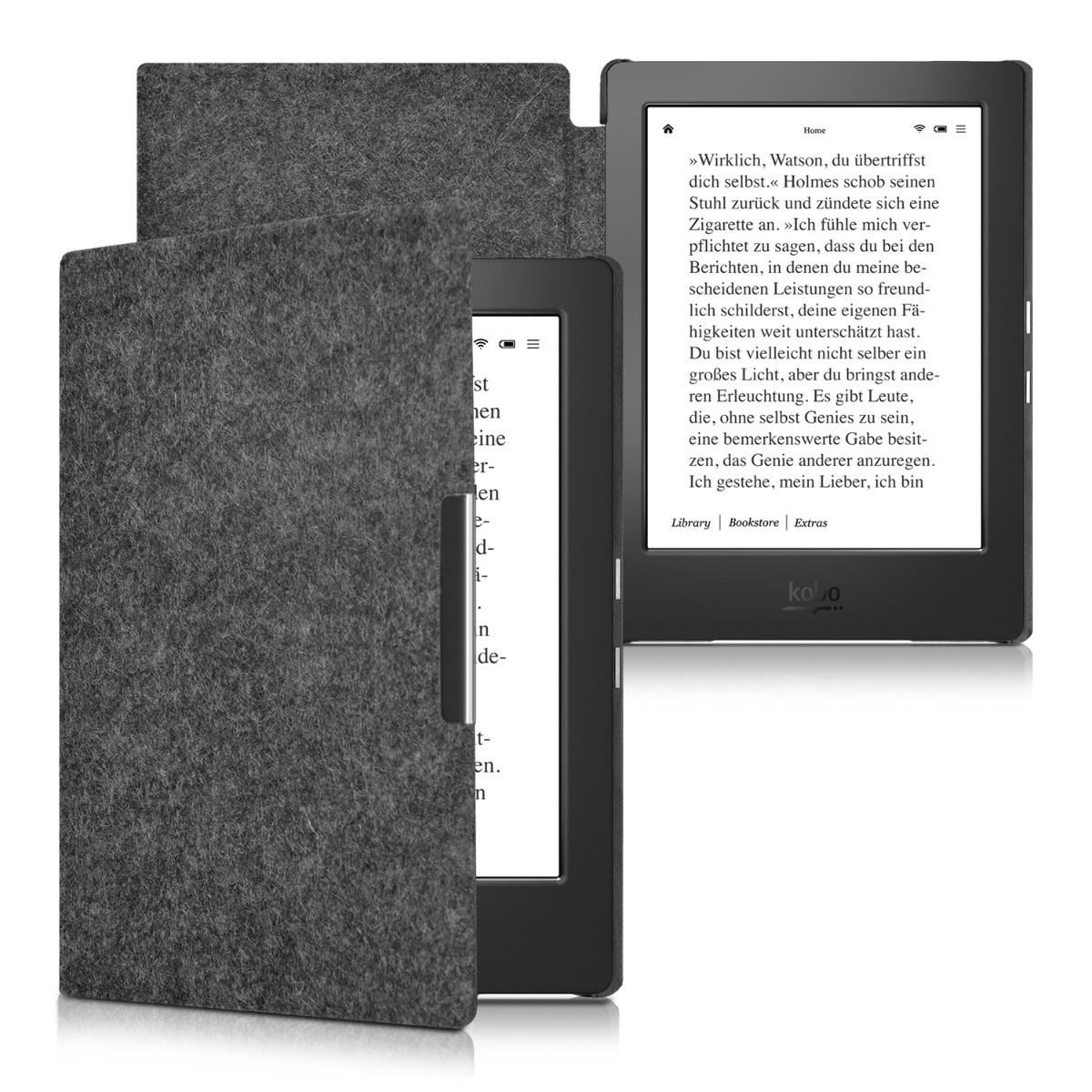 Kwmobile case for kobo aura h2o edition 1 e reader for Housse kobo aura h2o edition 2