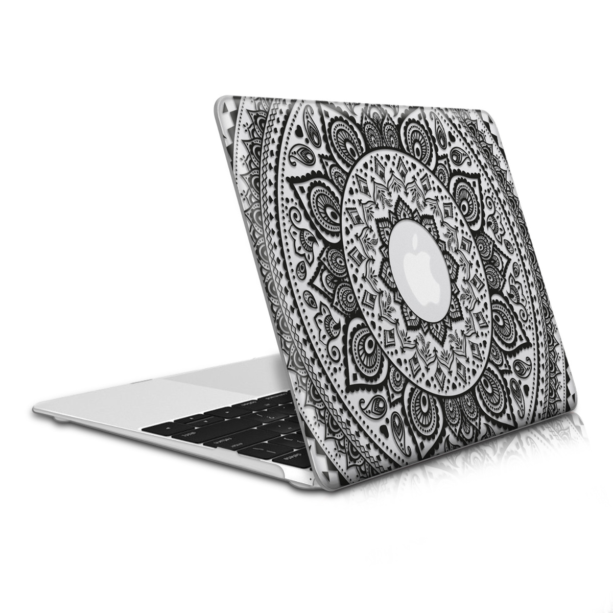 kwmobile-FUNDA-TRANSPARENTE-PARA-APPLE-MACBOOK-12-034-A-PARTIR-DE-2015-FUNDA