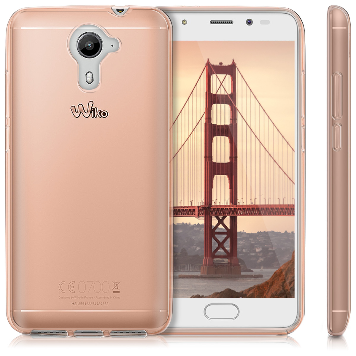 COVER-PER-WIKO-U-FEEL-PRIME-CUSTODIA-PROTETTIVA-SLIM-CASE
