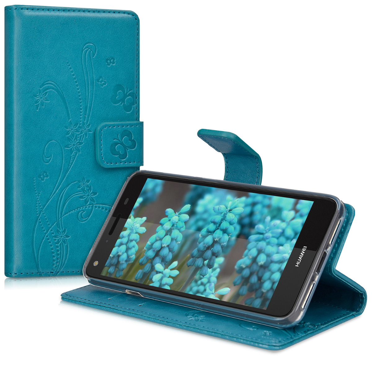 kwmobile-ETUI-EN-CUIR-SYNTHETIQUE-CHIC-POUR-HUAWEI-Y5-II-2016-SUPPORT-HOUSSE