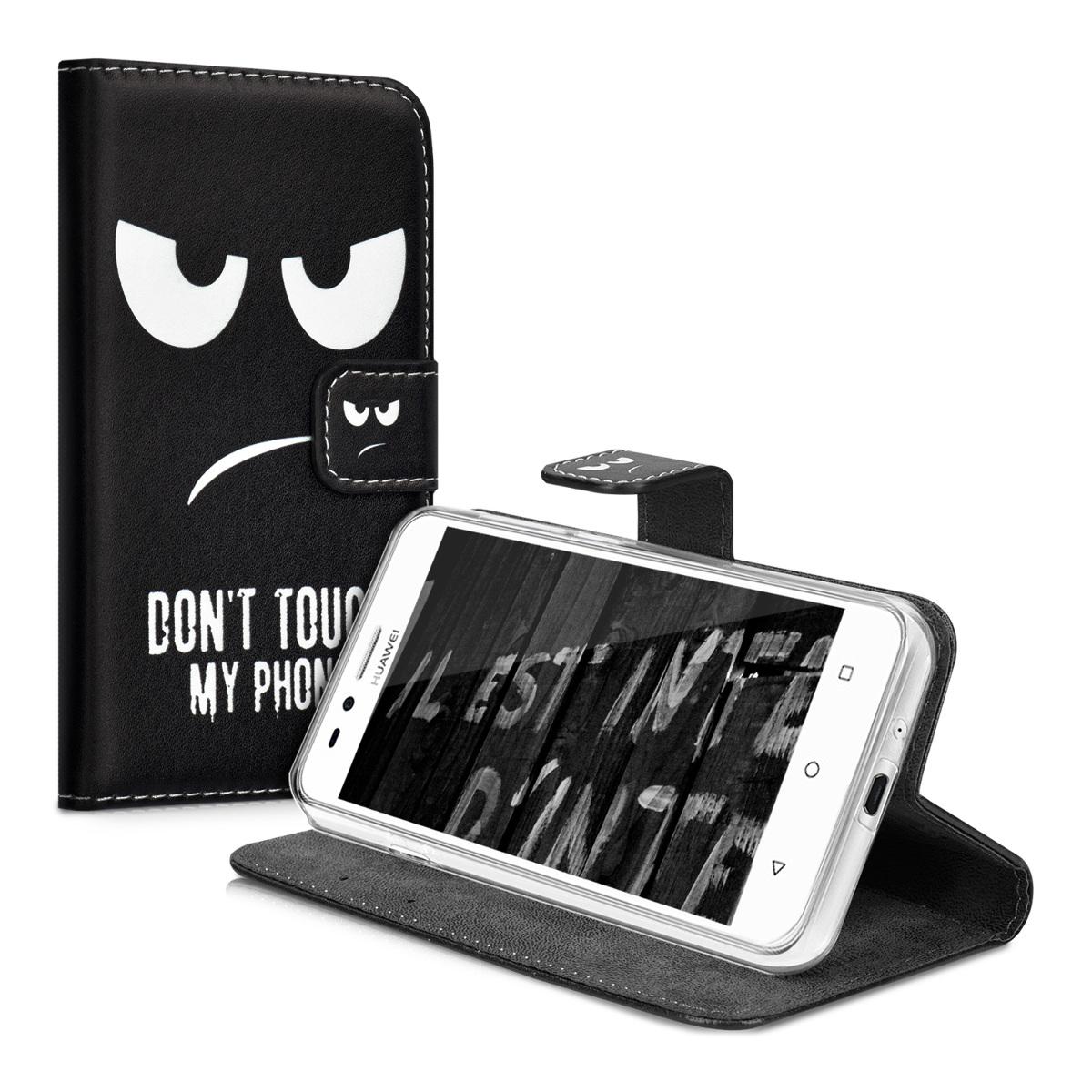 kwmobile-ETUI-EN-CUIR-SYNTHETIQUE-CHIC-POUR-HUAWEI-Y3-II-2016-SUPPORT-HOUSSE