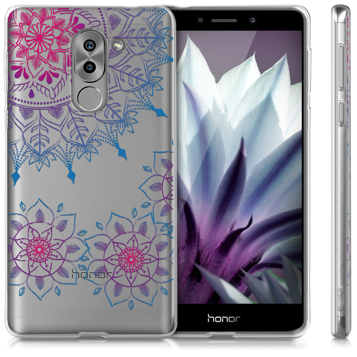 Coque pour huawei honor 6x gr5 2017 mate 9 lite housse for Housse honor 6x