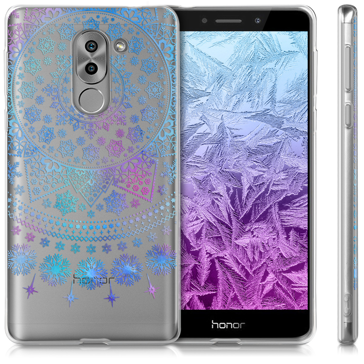 coque pour huawei honor 6x gr5 2017 mate 9 lite housse housse silicone ebay. Black Bedroom Furniture Sets. Home Design Ideas