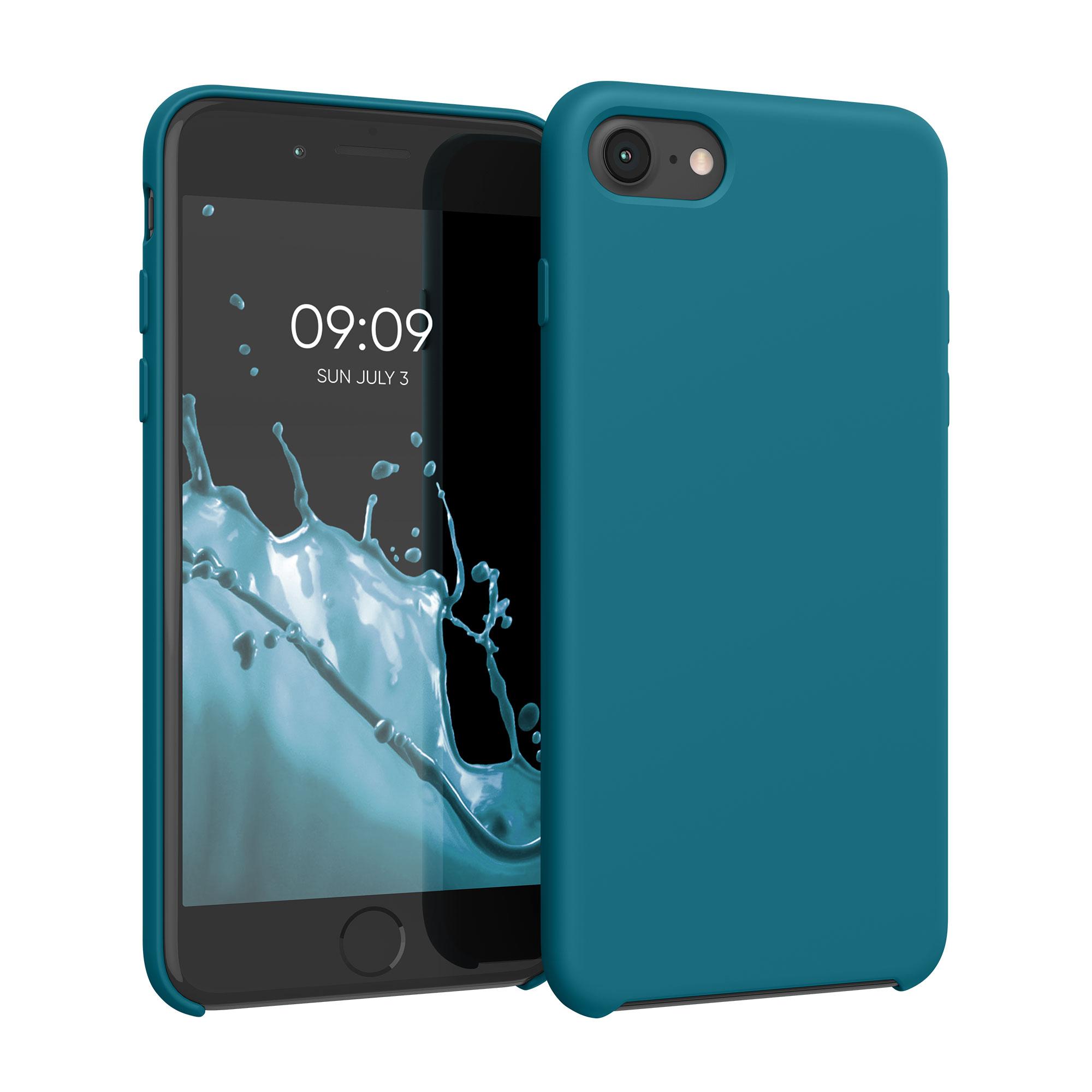 Kvalitní silikonové TPU pouzdro pro Apple iPhone 7 / 8 / SE  - Benzín