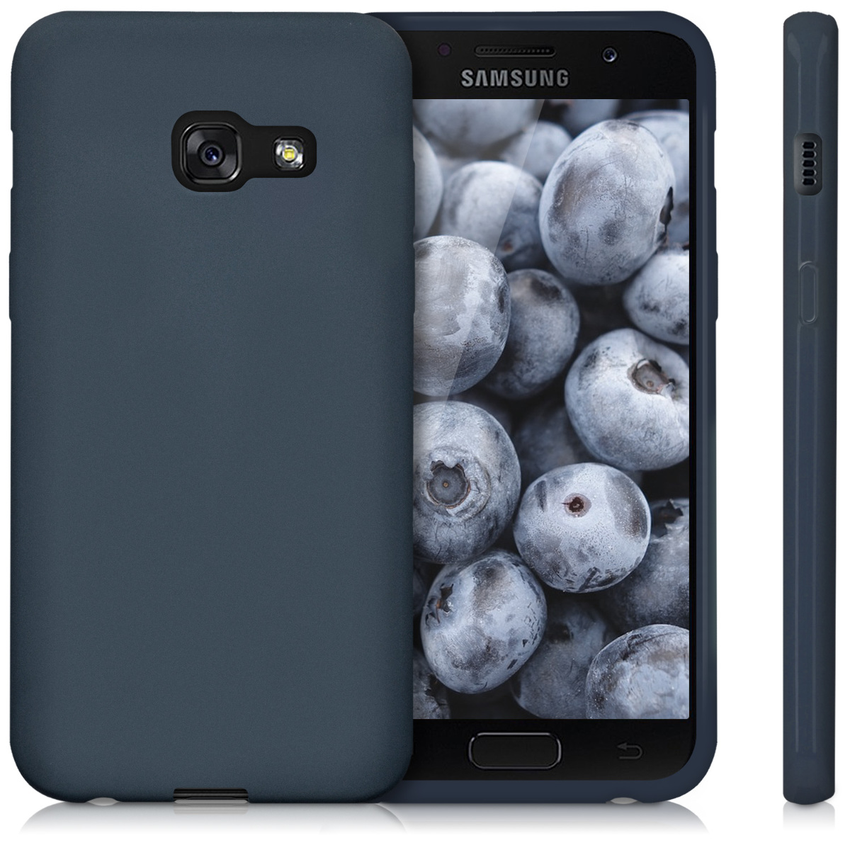 tpu silikon case f r samsung galaxy a3 2017 cover bumper schutz h lle silikon ebay. Black Bedroom Furniture Sets. Home Design Ideas