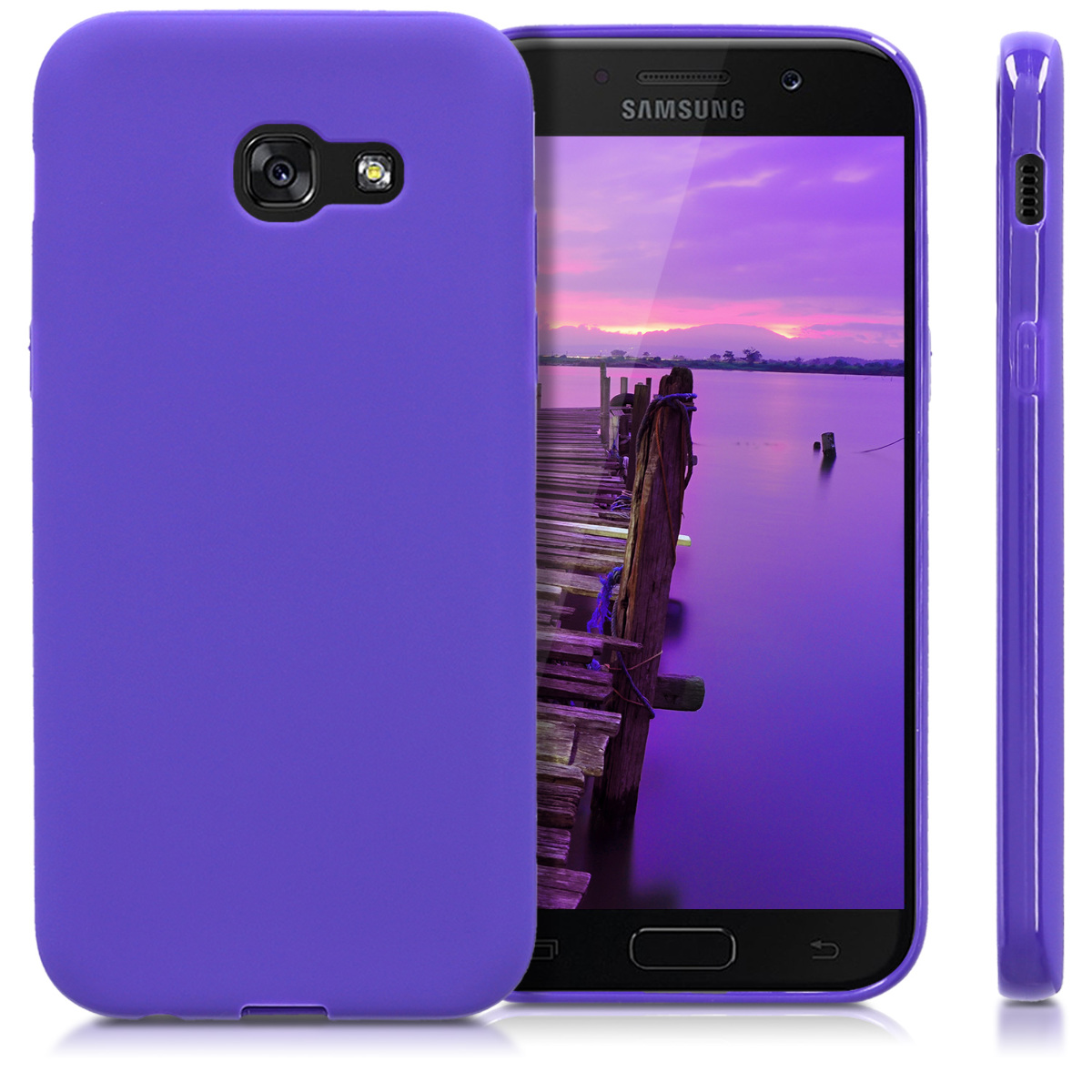 h lle f r samsung galaxy a5 2017 handyh lle handy case cover smartphone ebay. Black Bedroom Furniture Sets. Home Design Ideas