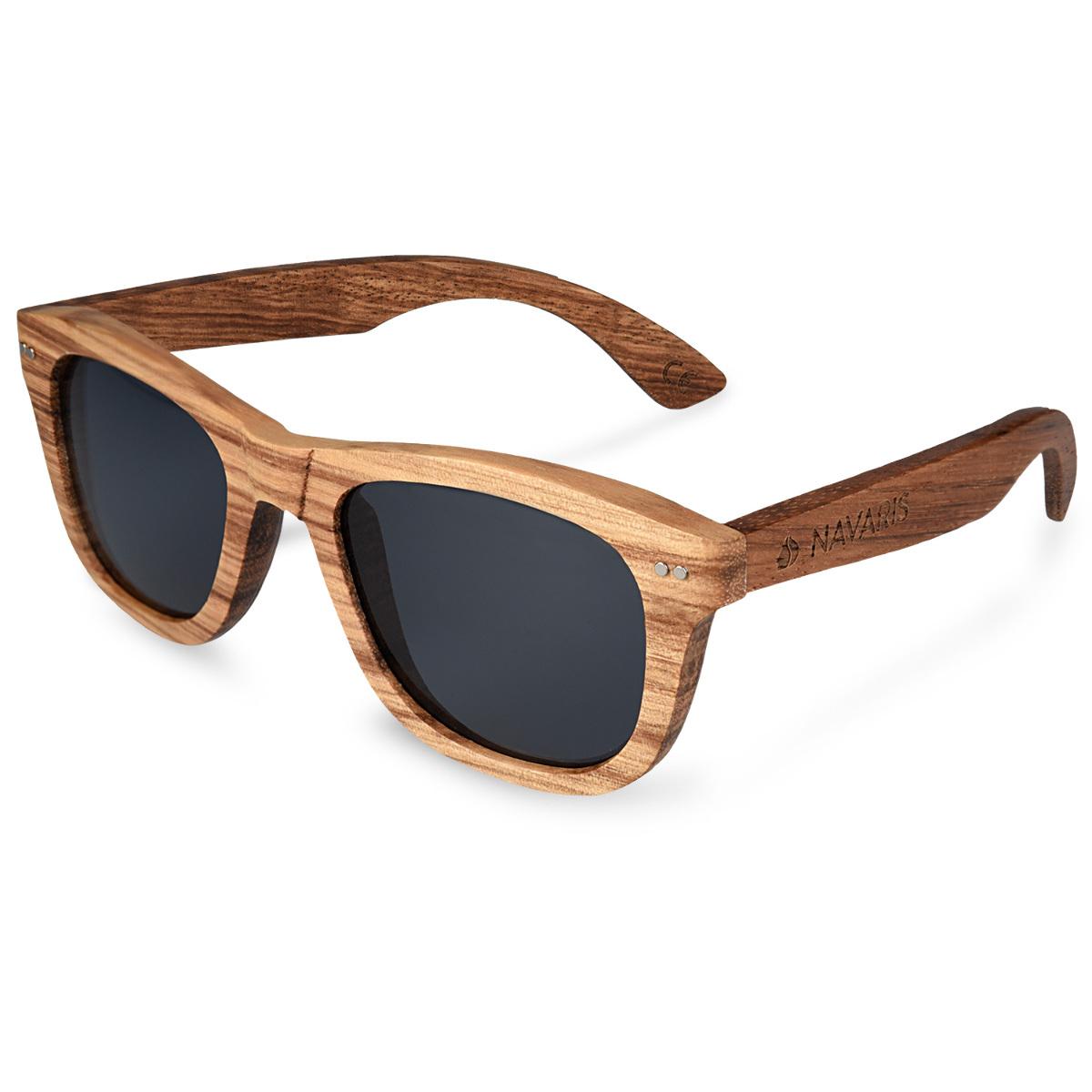 Holz brille zebraholz holzbrille sonnenbrille uv400 damen for Wayfare berlin