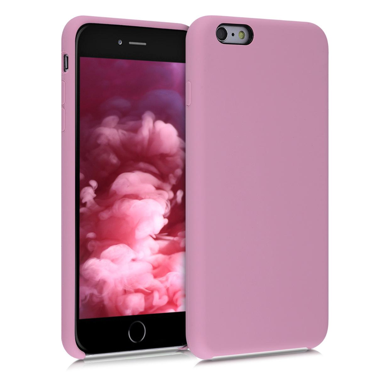 Kvalitní silikonové TPU pouzdro pro Apple iPhone 6 Plus / 6S - Moruše