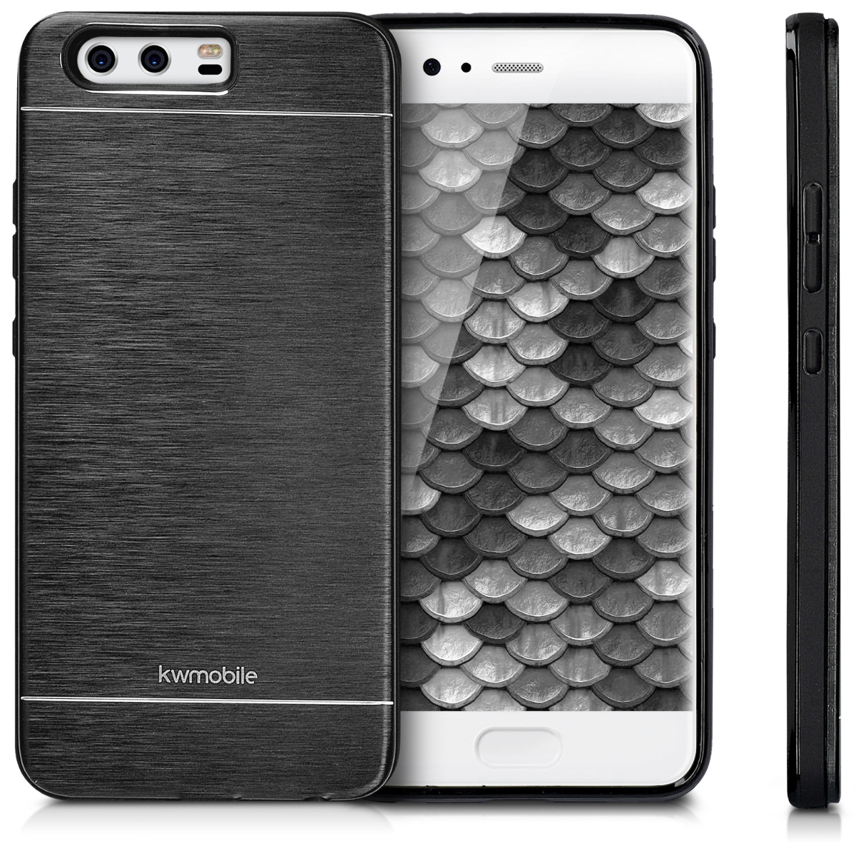 schutzh lle f r huawei p10 aluminium tpu silikon h lle handy cover ebay. Black Bedroom Furniture Sets. Home Design Ideas