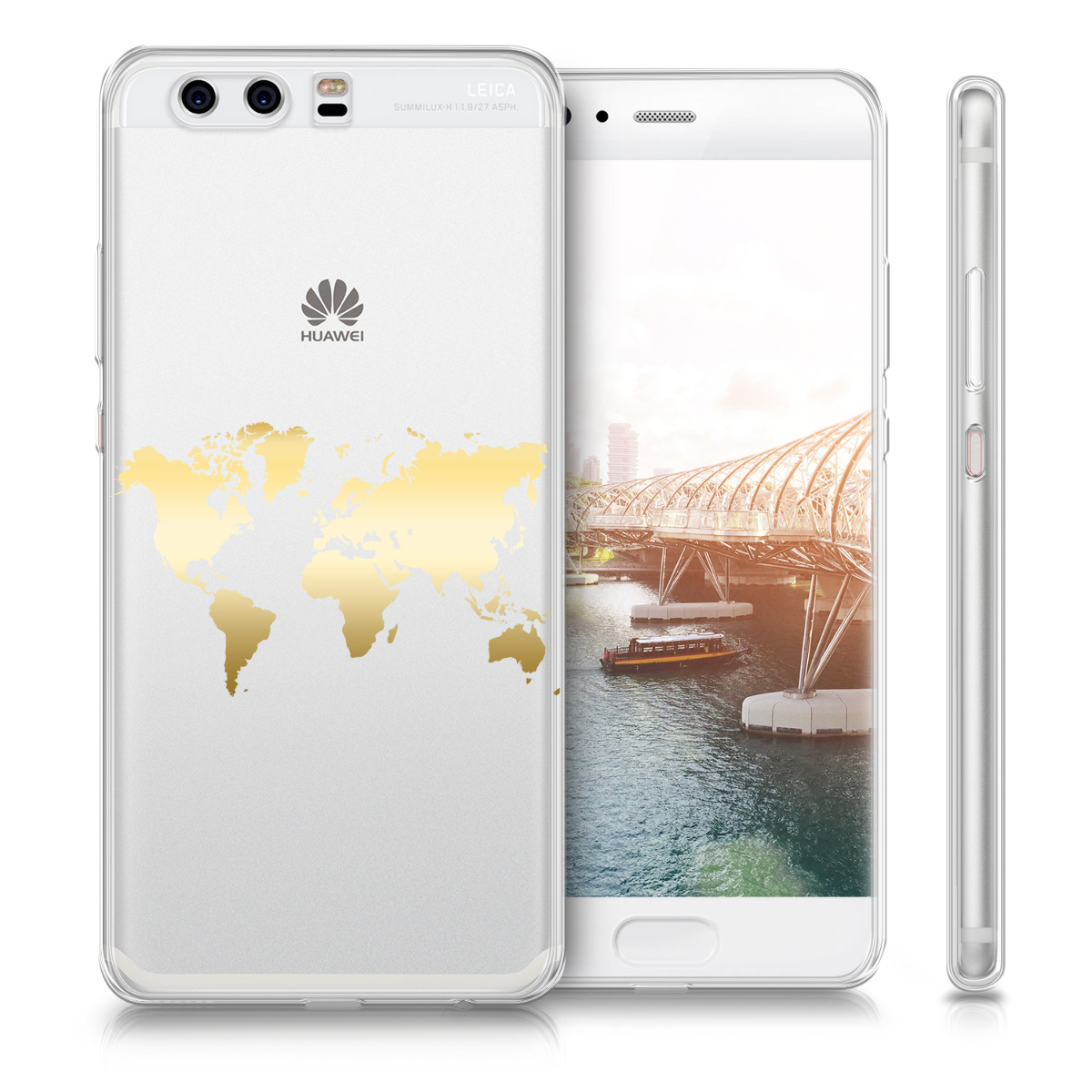 Coque pour huawei p10 housse housse silicone protection for Housse huawei p10
