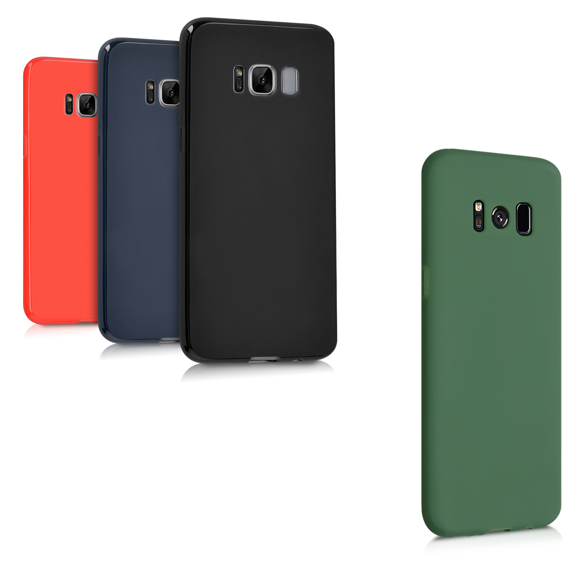 h lle f r samsung galaxy s8 handyh lle handy case cover smartphone backcover ebay. Black Bedroom Furniture Sets. Home Design Ideas