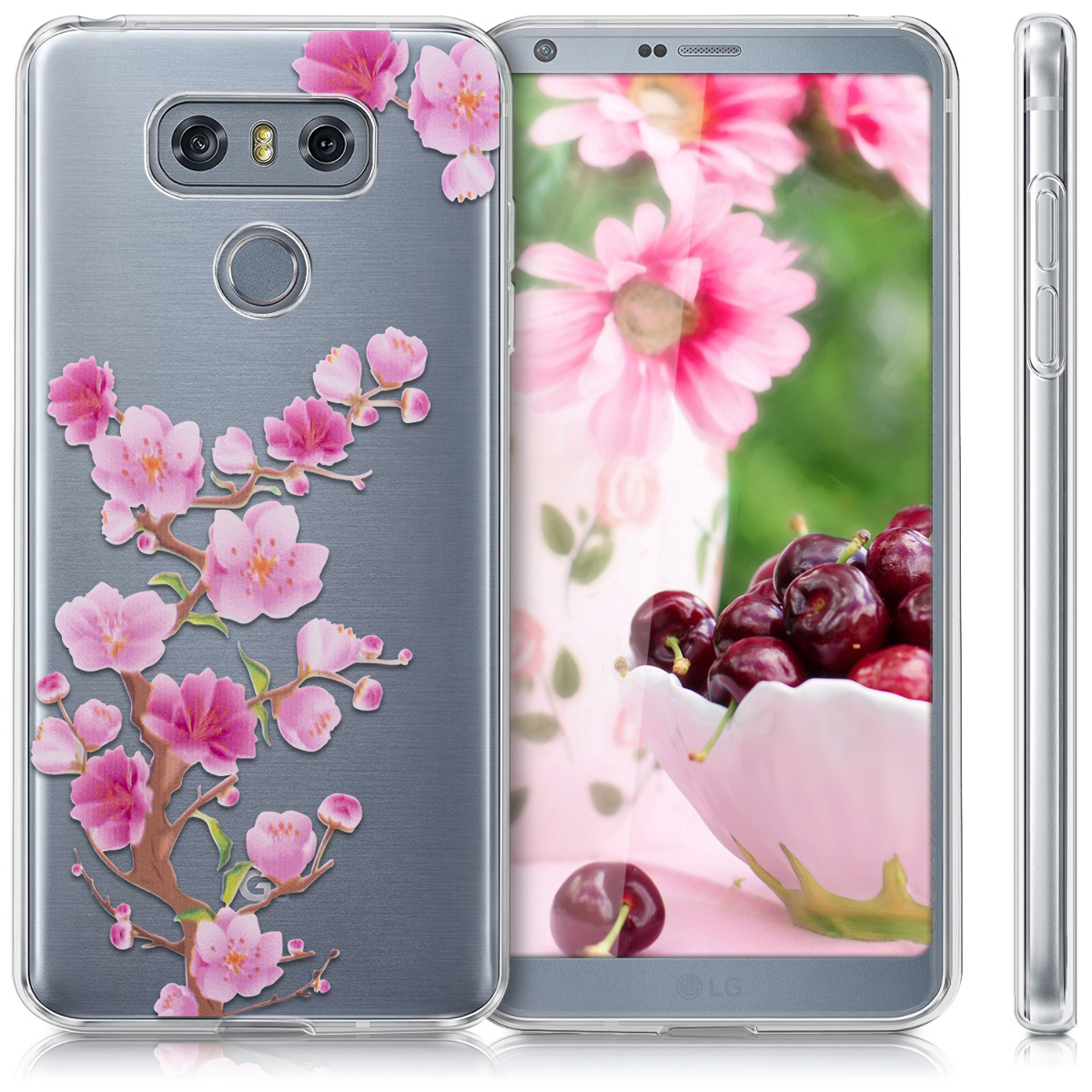 Housse de protection pour lg g6 tpu silicone tui prot ge for Housse lg g6