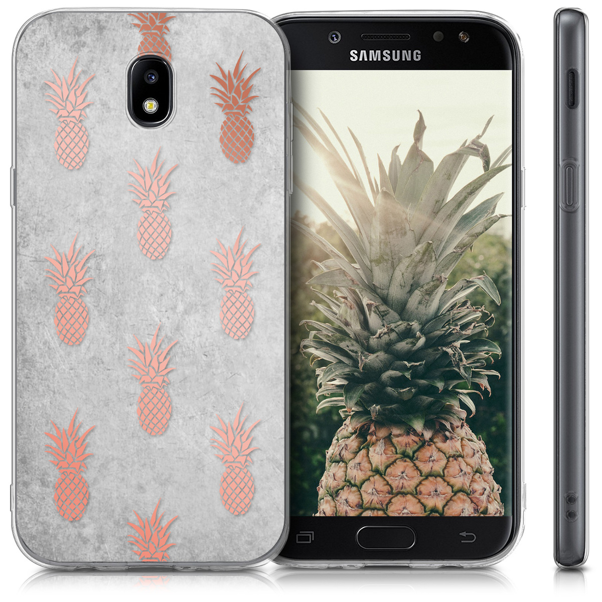 coque pour samsung galaxy j7 2017 duos housse housse silicone protection ebay. Black Bedroom Furniture Sets. Home Design Ideas