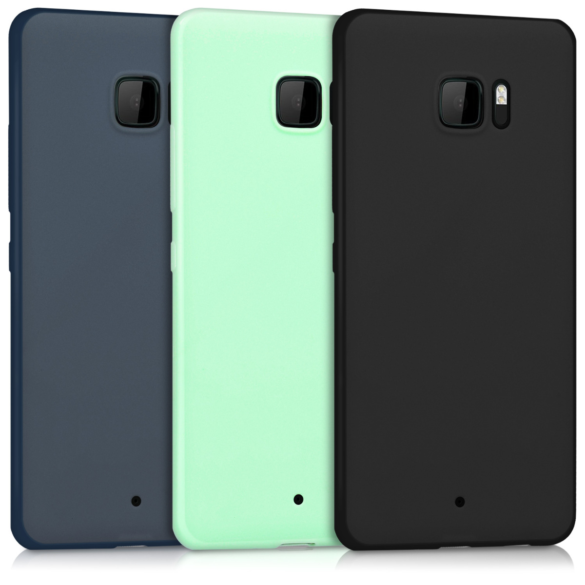 more photos d70ac 9c9ad Details about TPU Silicone Case Cover for HTC U Ultra