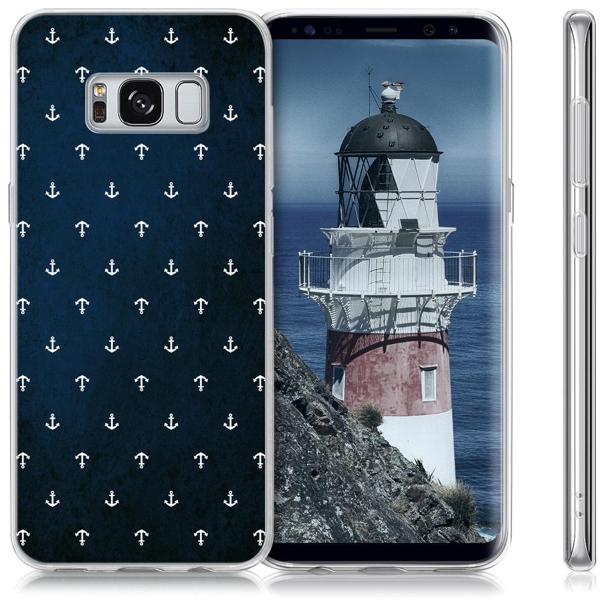 h lle f r samsung galaxy s8 handyh lle handy case cover. Black Bedroom Furniture Sets. Home Design Ideas
