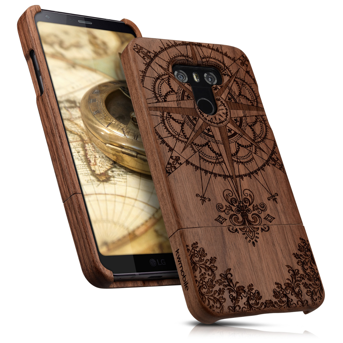 kwmobile-WOOD-COVER-FOR-LG-G6-CASE-BACK-HARD-NATURAL-MOBILE-PHONE-PROTECTIVE