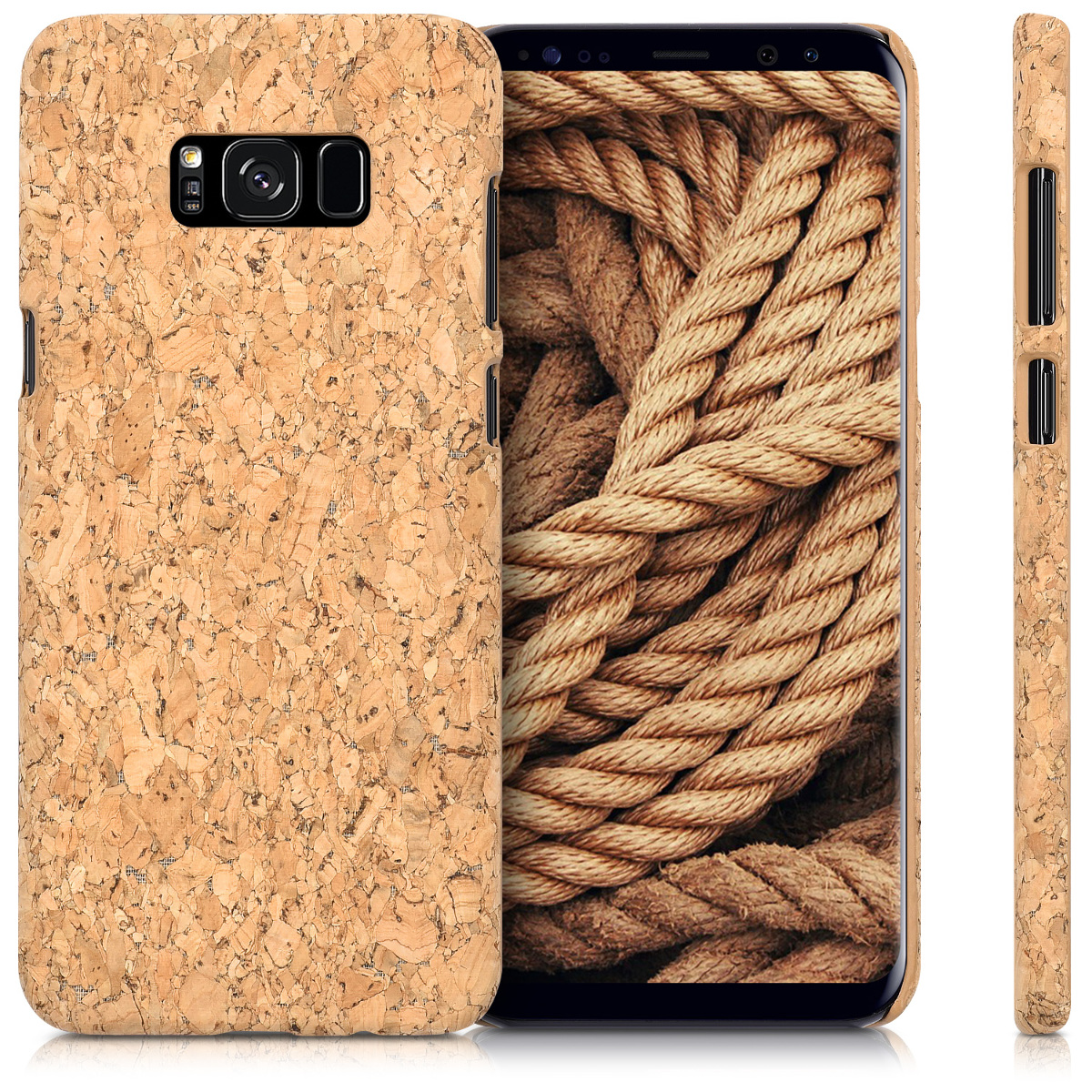 FUNDA-TRASERA-DE-CORCHO-NATURAL-PARA-SAMSUNG-GALAXY-S8-PLUS