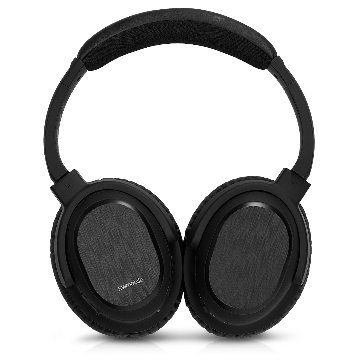 Active Noise Cancelling Headphones Bluetooth Over-Ear