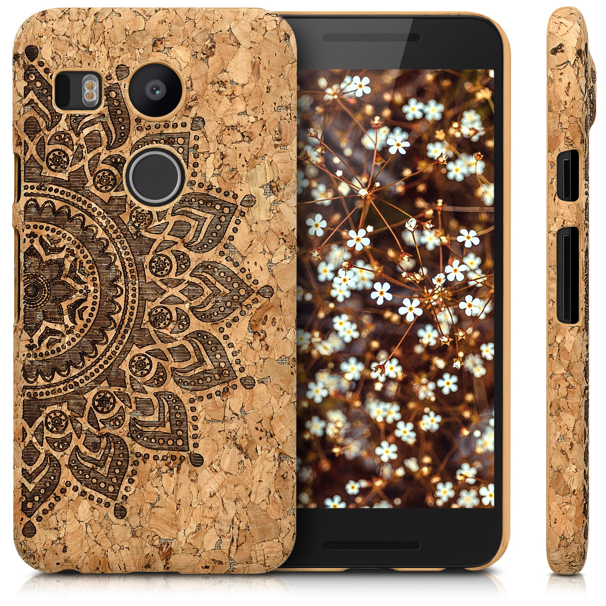 kwmobile-HARD-CASE-AVEC-LIEGE-POUR-LG-GOOGLE-NEXUS-5X-COVER-HOUSSE-PROTECTION