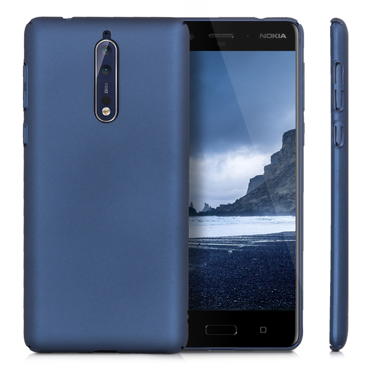 h lle f r nokia 8 handy cover case schutzh lle backcover smartphone tasche ebay. Black Bedroom Furniture Sets. Home Design Ideas