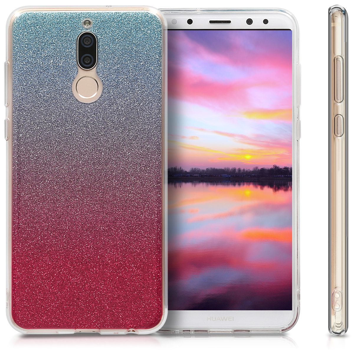 Kwmobile coque pour huawei mate 10 lite housse housse for Housse huawei mate 10 pro