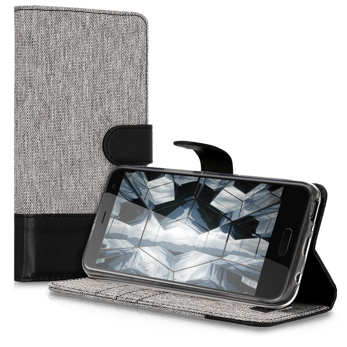 kwmobile-CARTERA-DE-TELA-FUNDA-PROTECTORA-PARA-HTC-U11-LIFE-COVER-CASE-BAG-FLIP