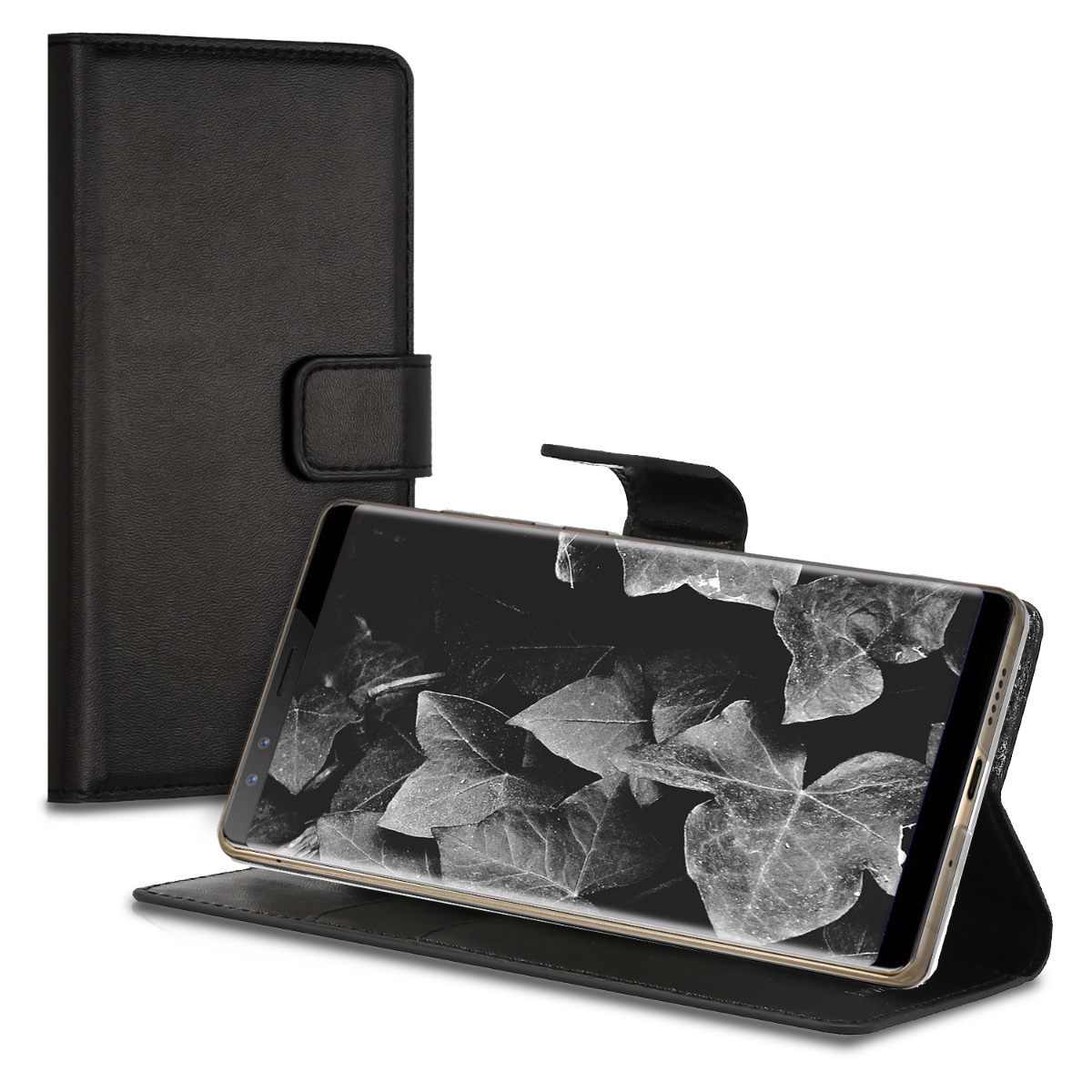 kwmobile-WALLET-SYNTHETIC-LEATHER-CASE-FOR-ARCHOS-DIAMOND-OMEGA-ZTE-NUBIA-Z17S