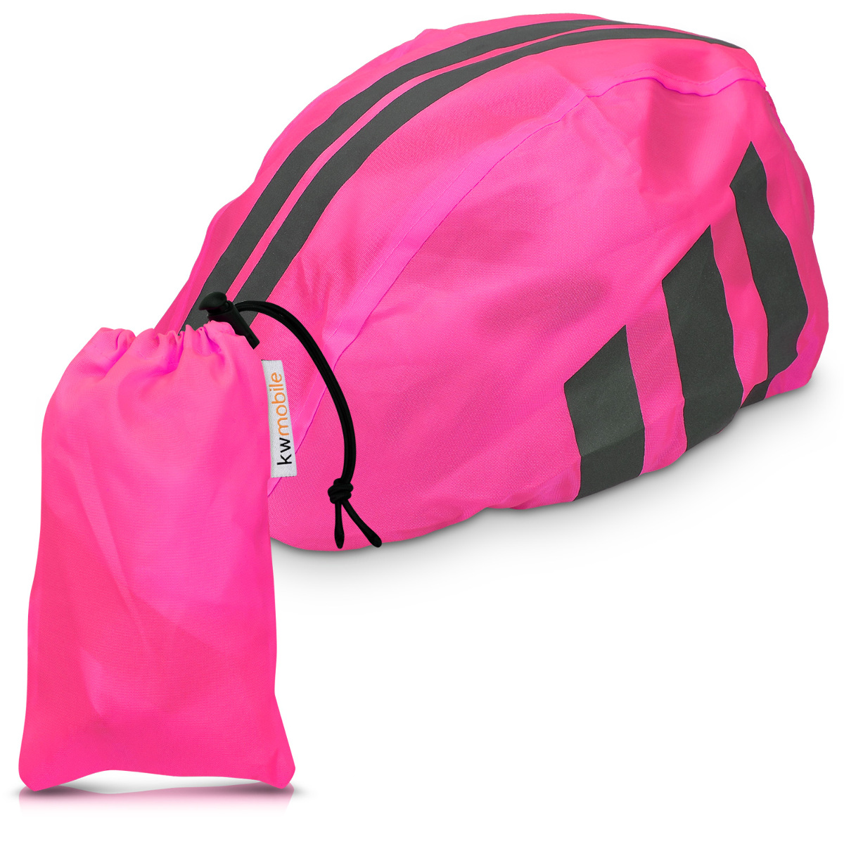 kwmobile-Funda-impermeable-de-casco-de-bicicleta-cubierta-protectora-para-casco
