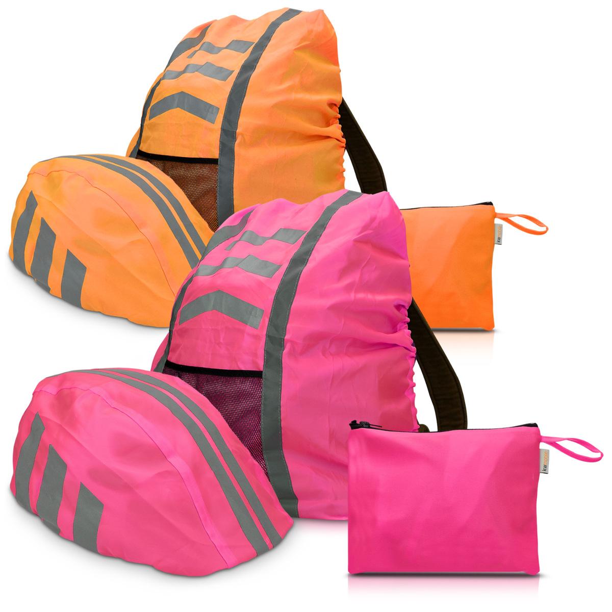regenschutz set f r helm rucksack helm berzug regenh lle. Black Bedroom Furniture Sets. Home Design Ideas