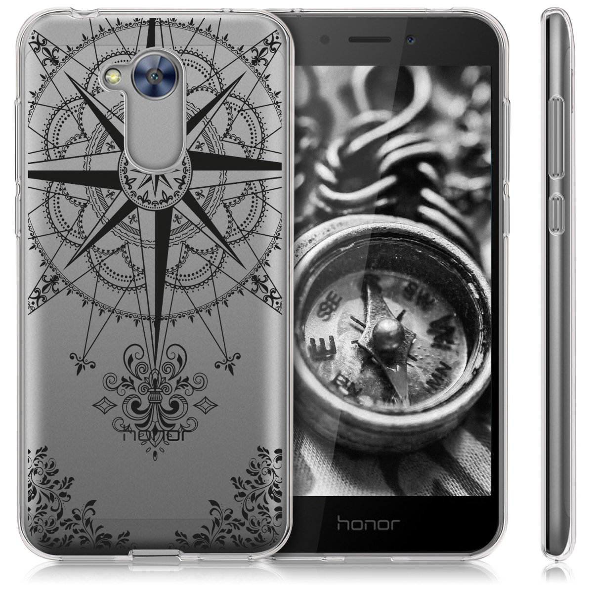 kwmobile-TPU-SILICONE-CRYSTAL-CASE-FOR-HUAWEI-HONOR-6A-6A-PRO-EU-amp-CHINA-SOFT