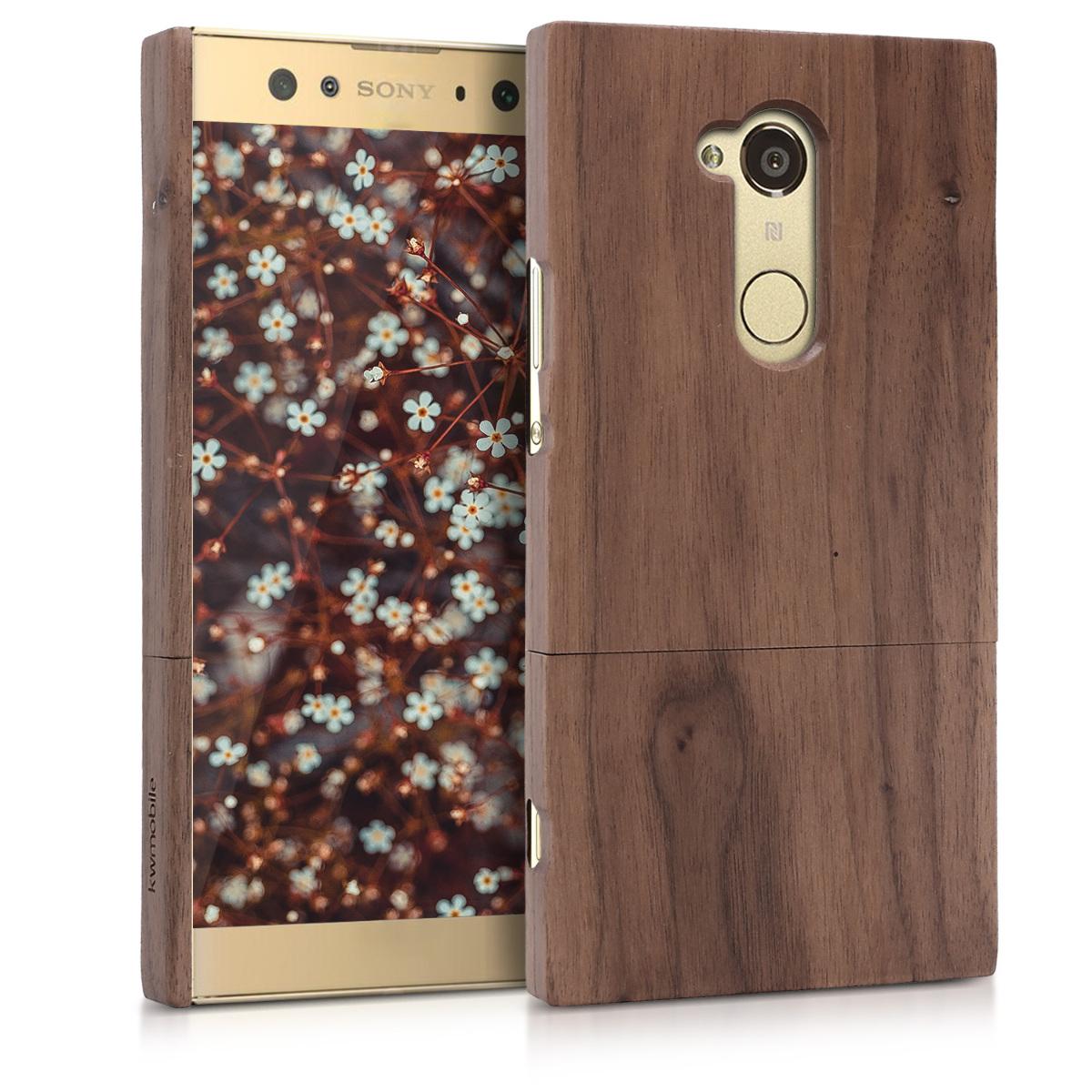 Dřevěné pouzdro | obal pro Sony Xperia XA2 Ultra -