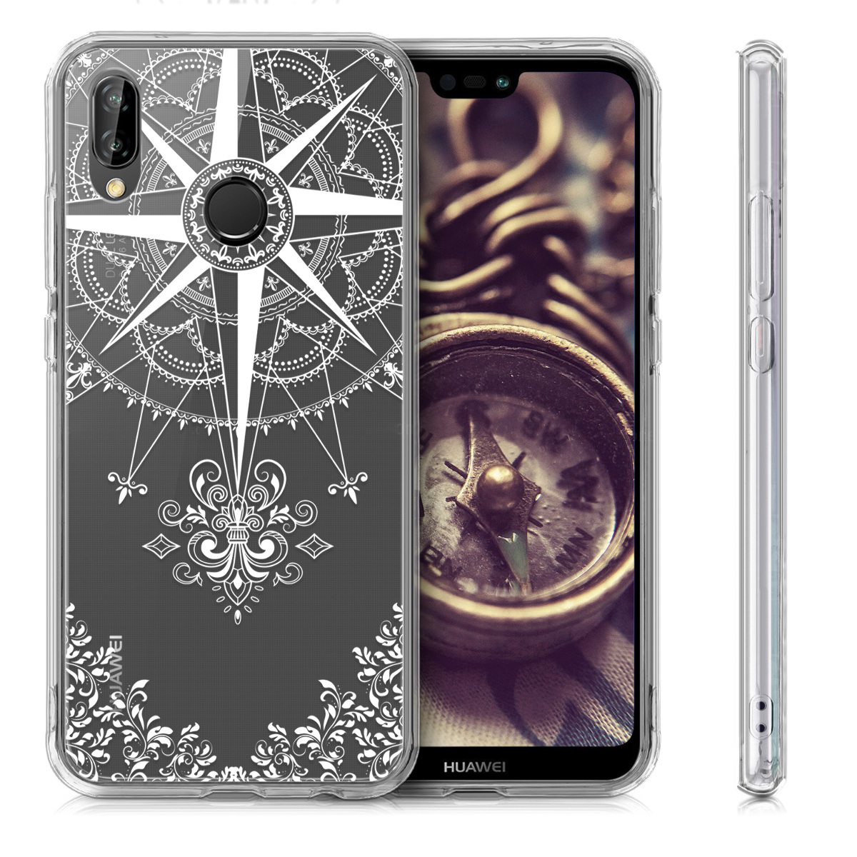 coque en silicone pour huawei p20 lite ebay. Black Bedroom Furniture Sets. Home Design Ideas