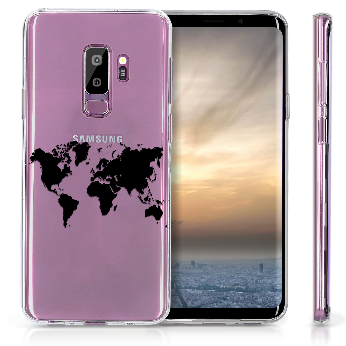 handyh lle f r samsung galaxy s9 plus h lle handy case. Black Bedroom Furniture Sets. Home Design Ideas