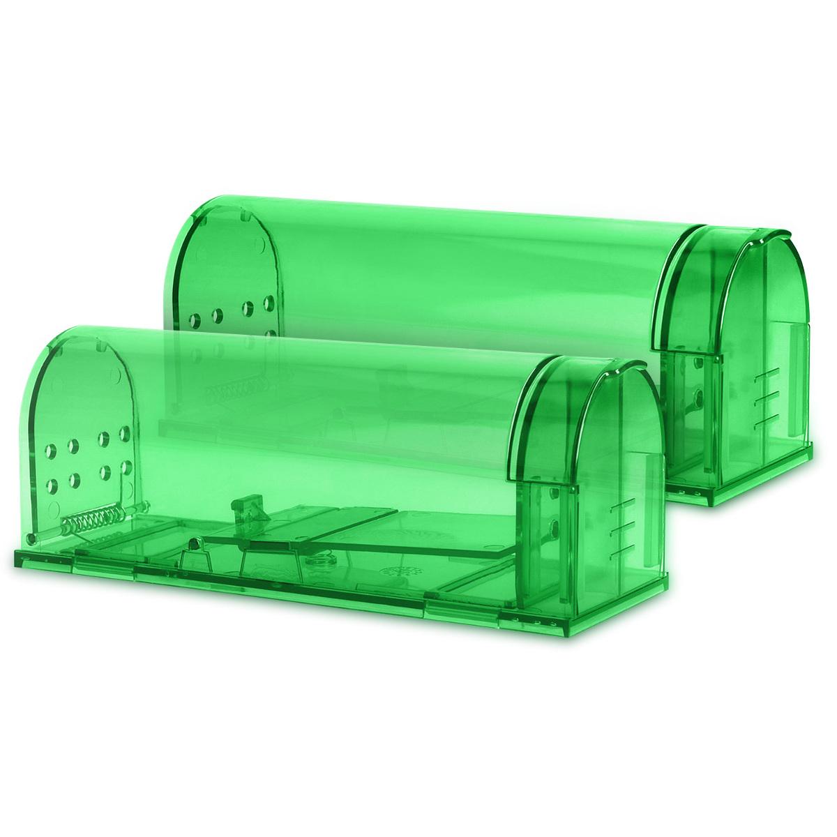 2x pi ge souris vivante sourici re capture petits rats et rongeurs sans tuer ebay. Black Bedroom Furniture Sets. Home Design Ideas