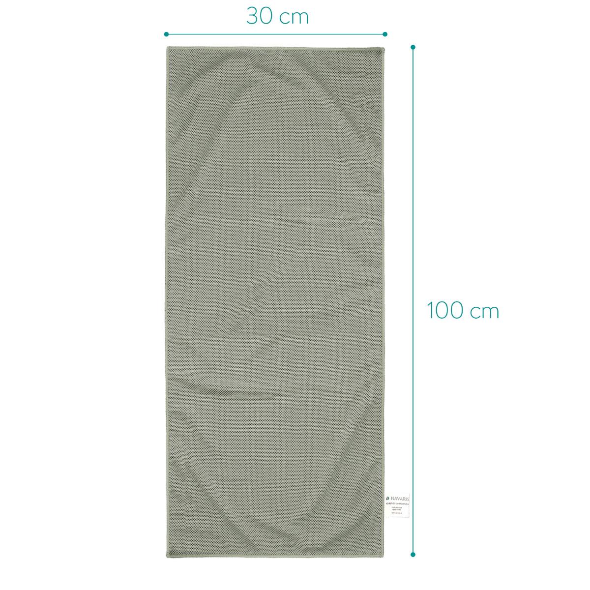 2x k hlendes sporthandtuch aus microfaser sport tuch. Black Bedroom Furniture Sets. Home Design Ideas