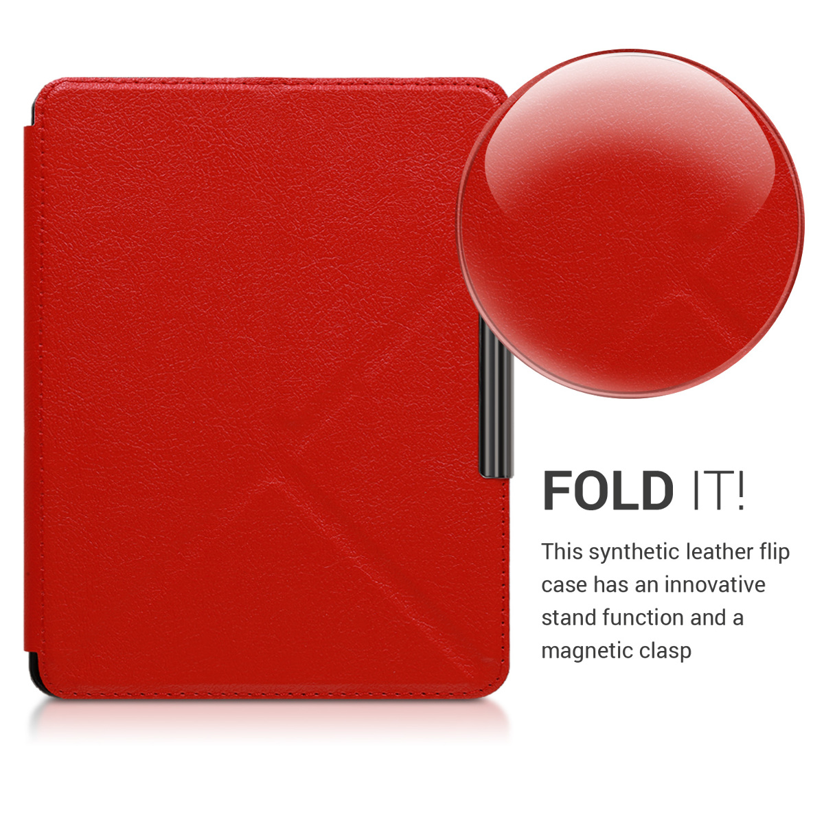 Funda con soporte estilo origami para Amazon Kindle ... - photo#18