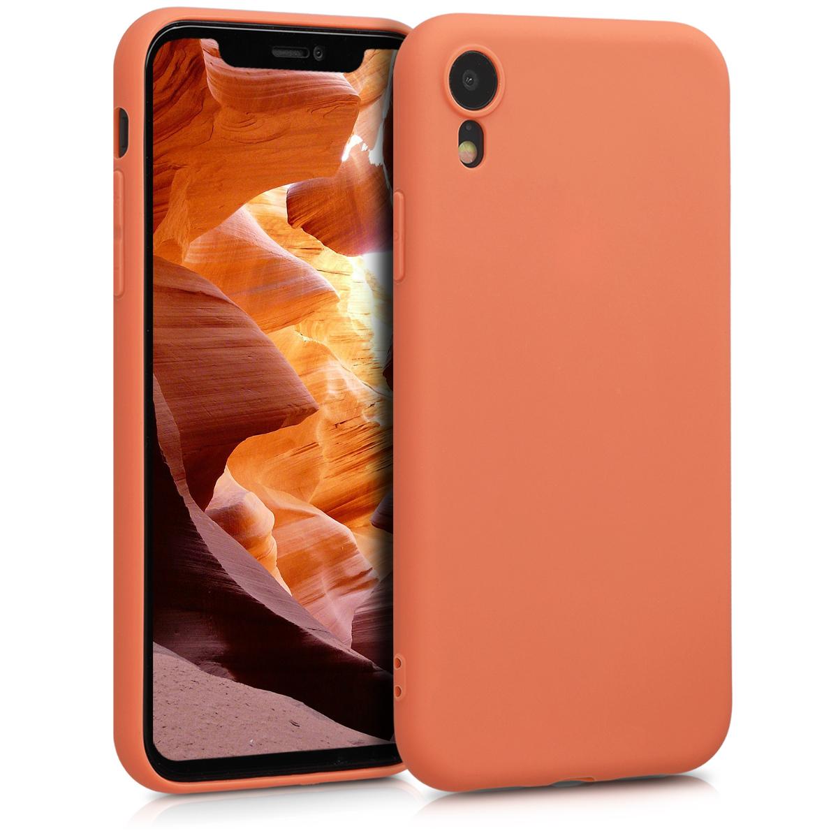Kvalitní silikonové TPU pouzdro pro Apple iPhone XR - Papája