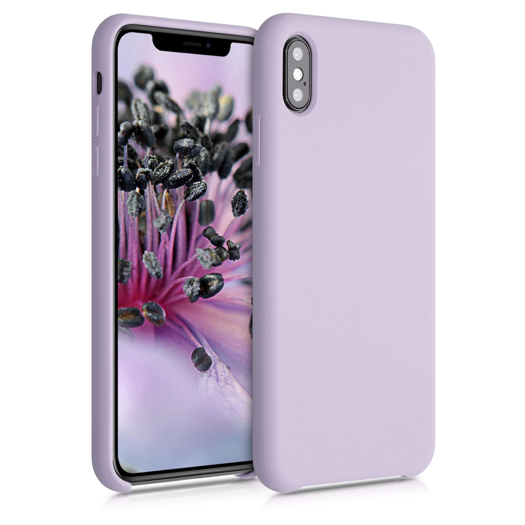 Kvalitní silikonové TPU pouzdro pro Apple iPhone XS Max - Dream z bavlny
