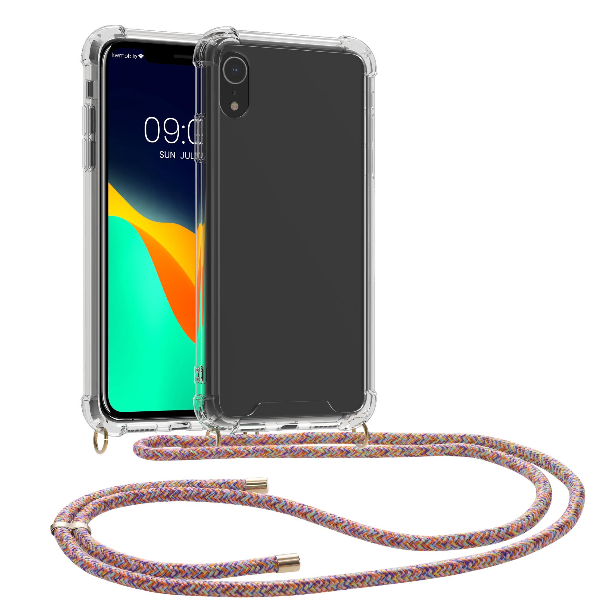 AKCE IHNED! Kvalitní silikonové TPU pouzdro pro Apple iPhone XR - Transparent