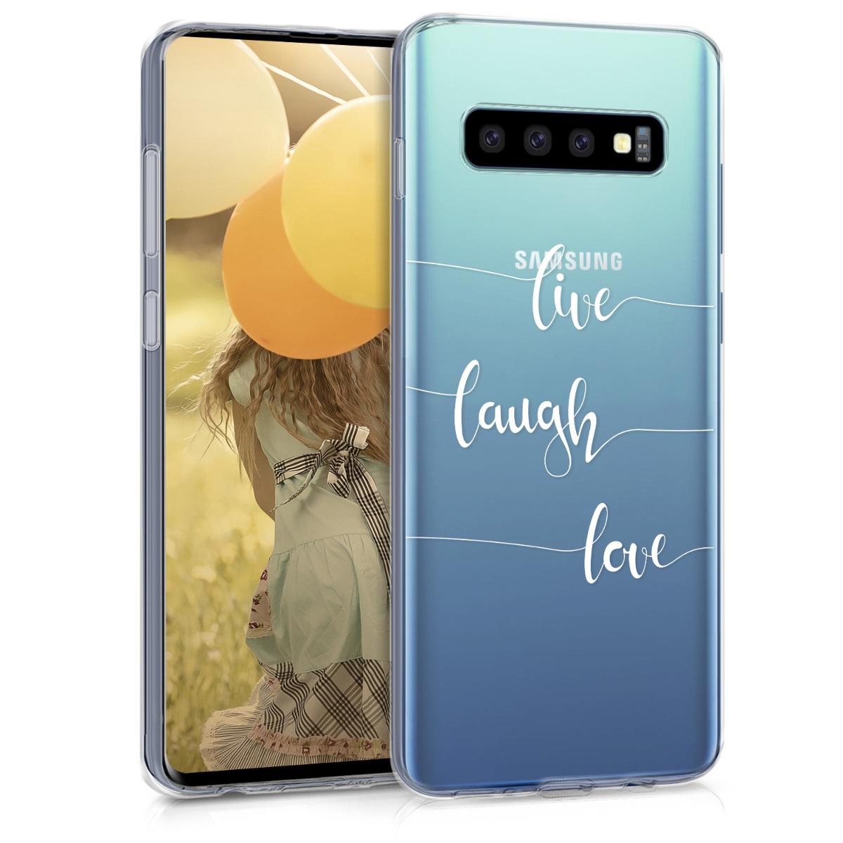 Silikonové pouzdro / obal for Samsung Galaxy S10