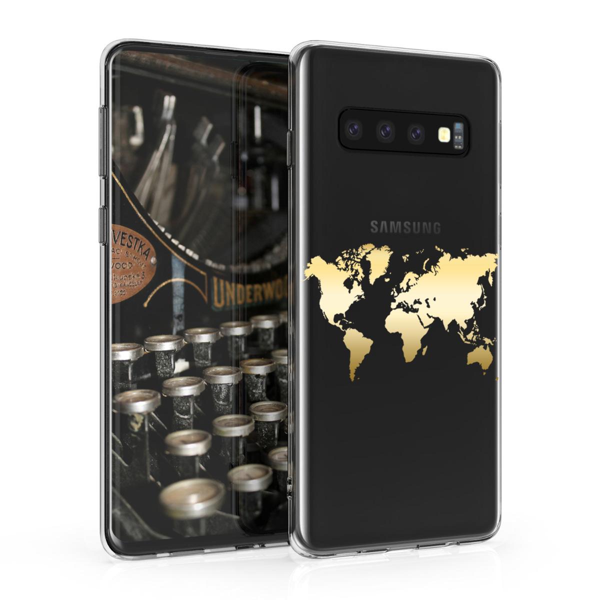 TPU pouzdro / obal for Samsung Galaxy S10 - Soft