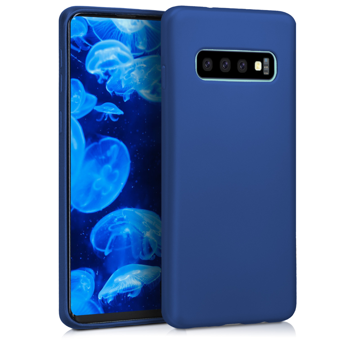 Silikonové pouzdro / obal for Samsung Galaxy S10 - Soft
