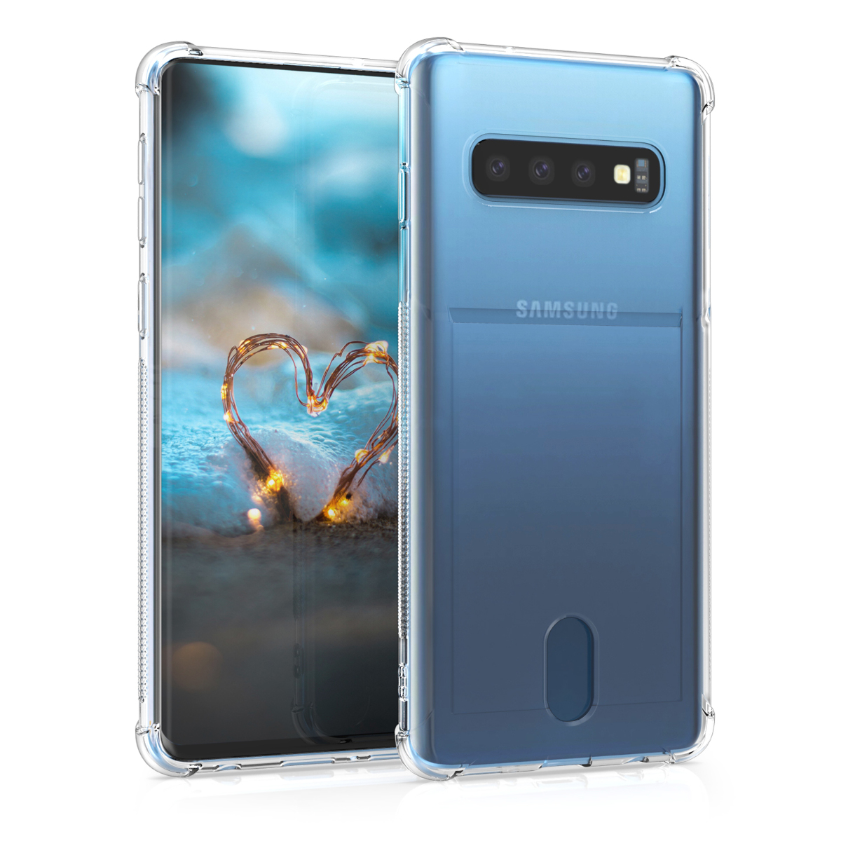 Crystal TPU pouzdro / obal for Samsung Galaxy S10