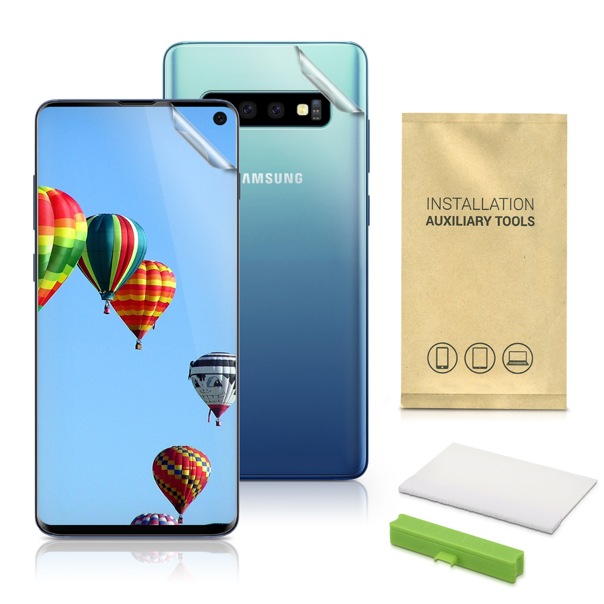 Full Body Screen Protector for Samsung Galaxy S10