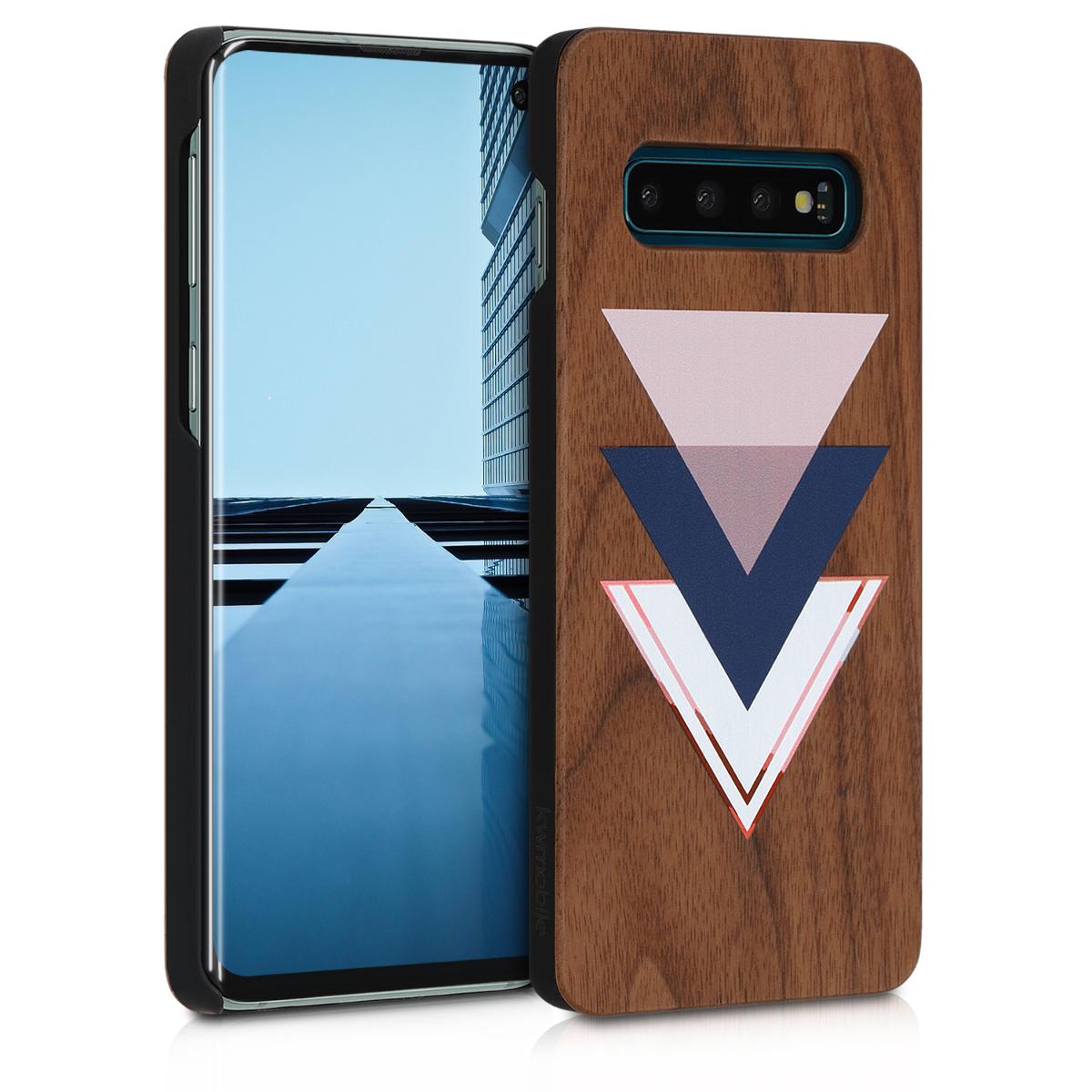Samsung Galaxy S10 dřevěné pouzdro / obal
