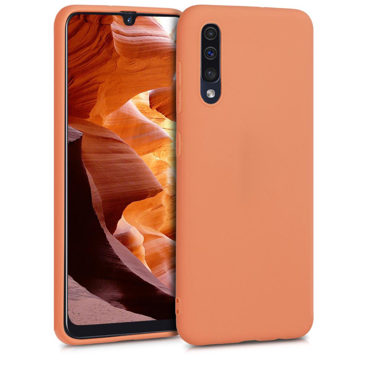 Kvalitní silikonové TPU pouzdro pro Samsung A50 - Papája