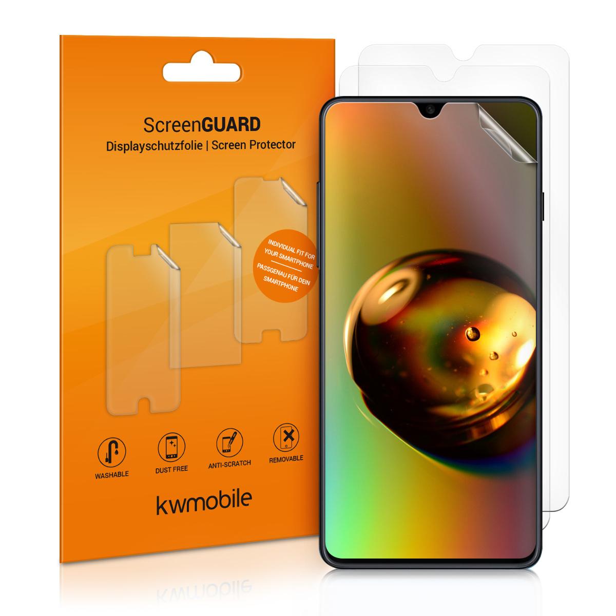 3x ochranná fólie na displej pro Samsung Galaxy A50