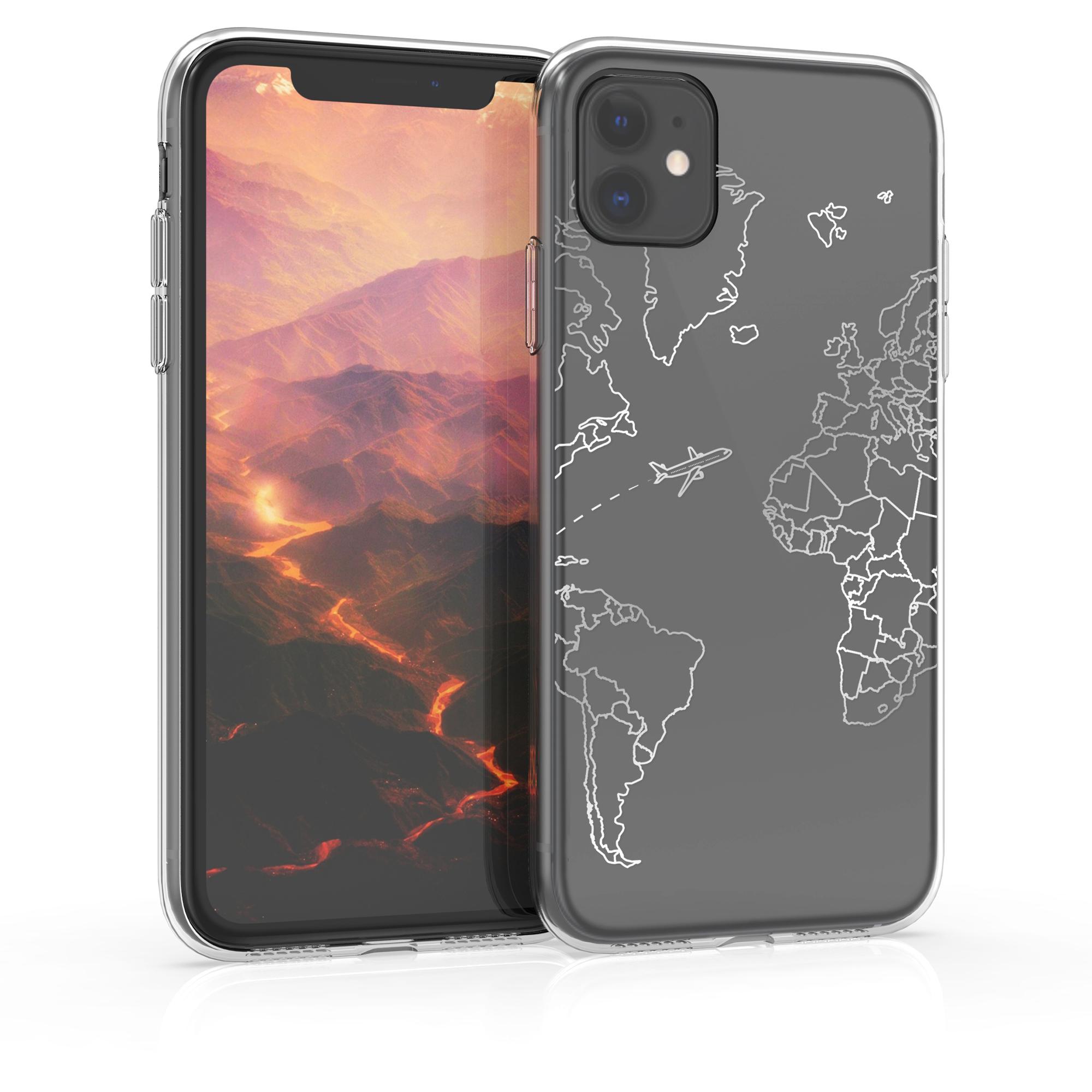 AKCE IHNED! Kvalitní silikonové TPU pouzdro pro Apple iPhone 11 - Travel